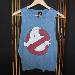 GhostBusters Sleveless T-Shirt